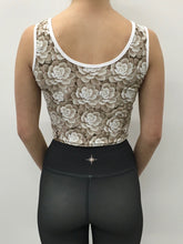 Load image into Gallery viewer, Desert Rose Crop Top