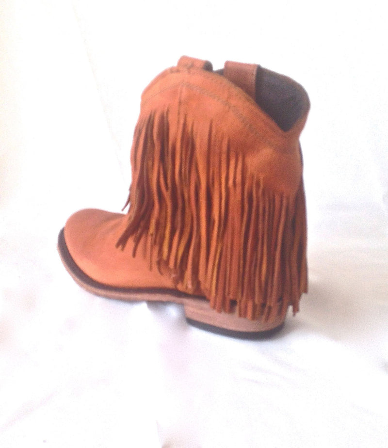 Gypset Boot In Sahara - 100% Leather & Entirely Handmade
