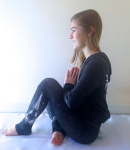 Load image into Gallery viewer, Love & Light Paris Legging