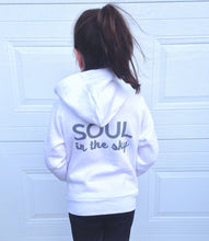 Load image into Gallery viewer, Kids Soul In The Sky Hoodie
