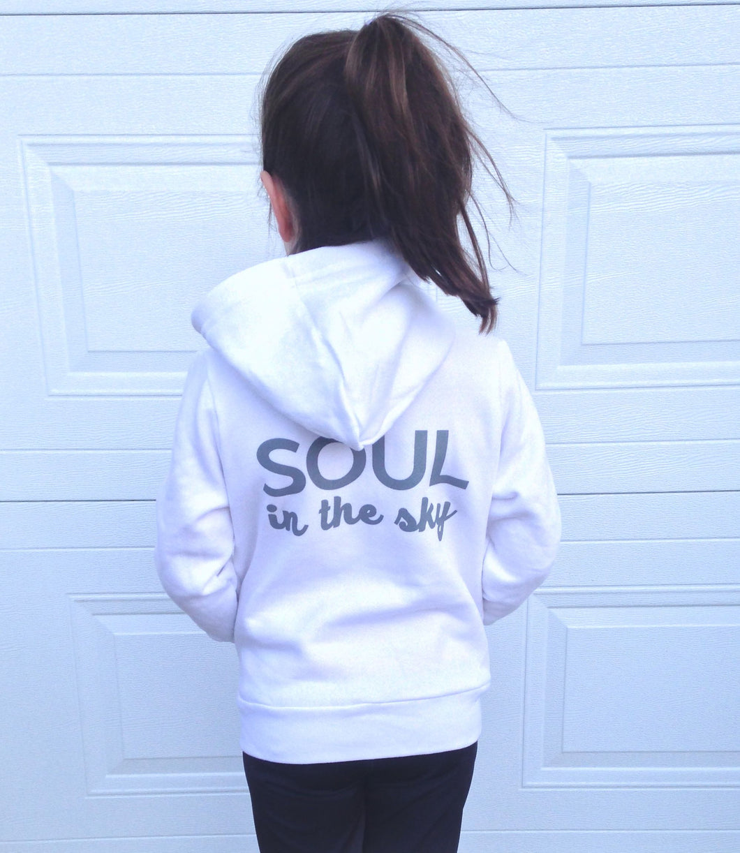 Kids Soul In The Sky Hoodie