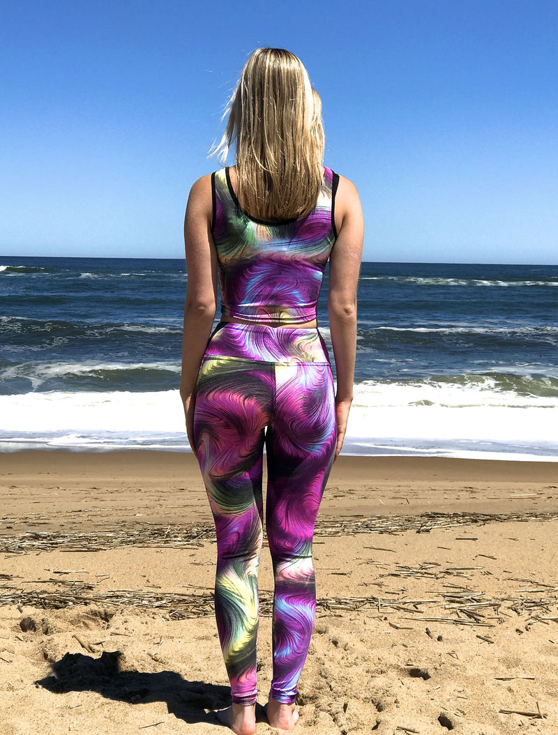 Sunset Sherbet Legging - New!