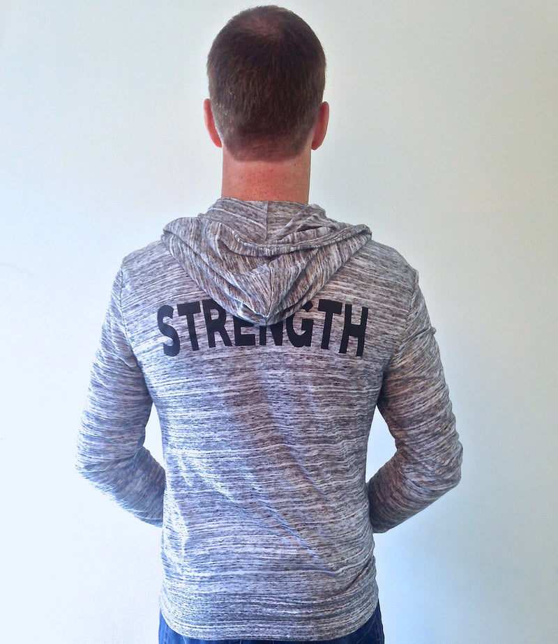Men's Strength Hoodie - Final Sale!