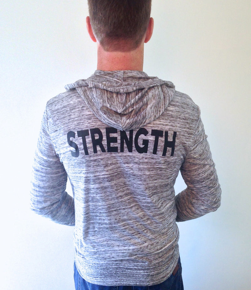 Strength Space Dye Hoodie - Final Sale!