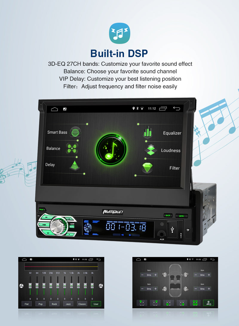 amplifier car audio system