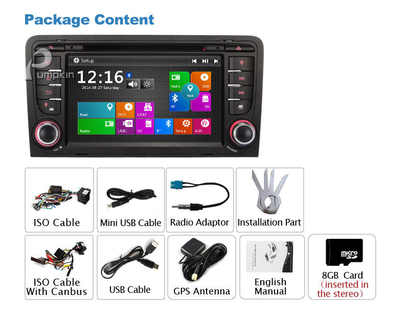 Audi Infotainment package