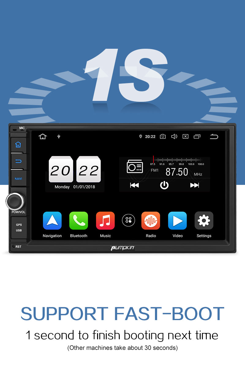 best double din android head unit