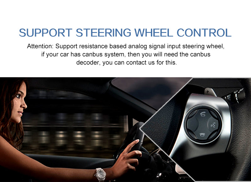 steering wheel audio control car radio