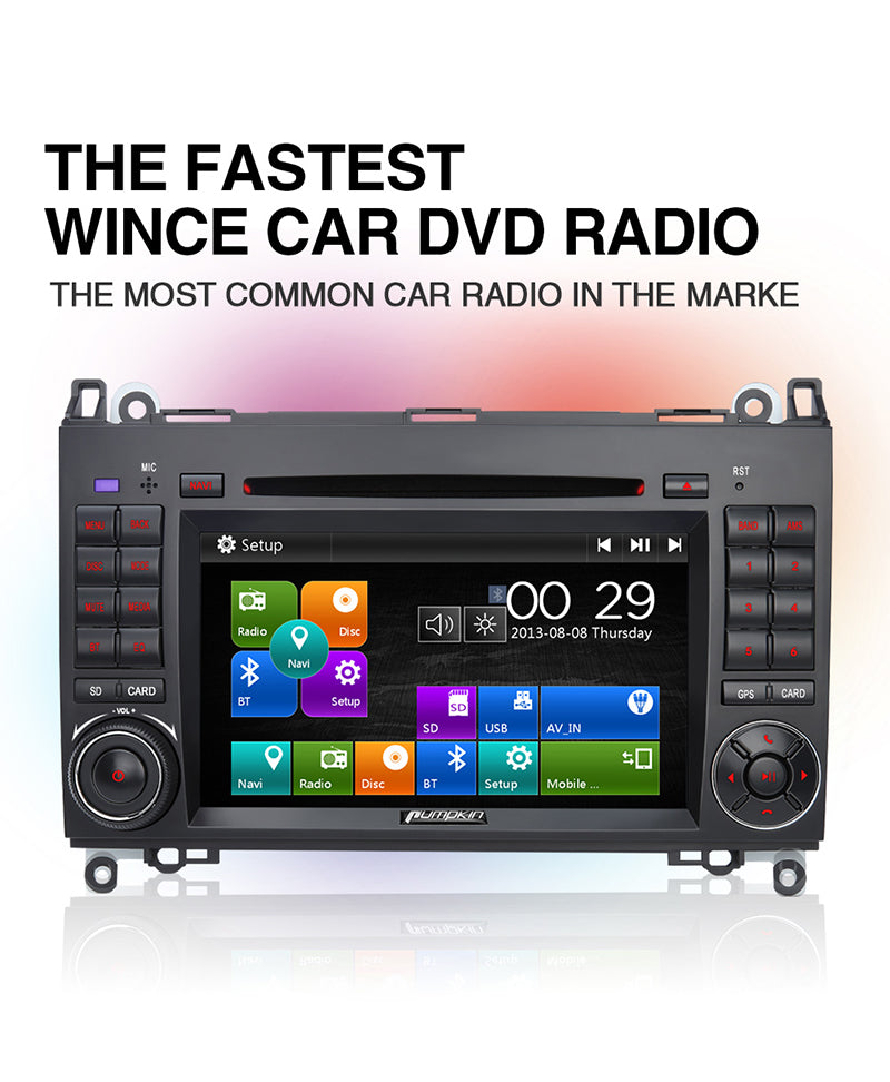 win CE Car radio