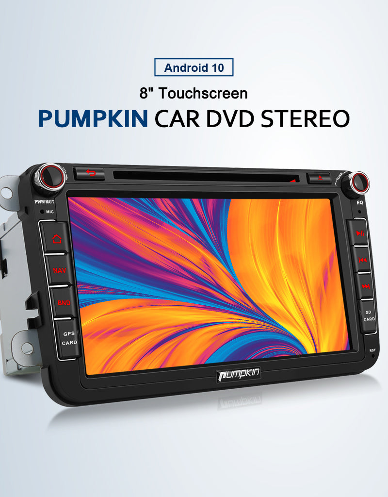 Pumpkin VW Android 10 Car Stereo