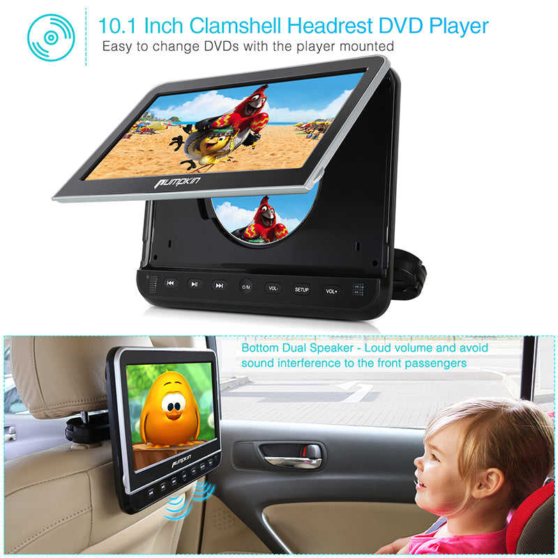 10 inch DVD player for car