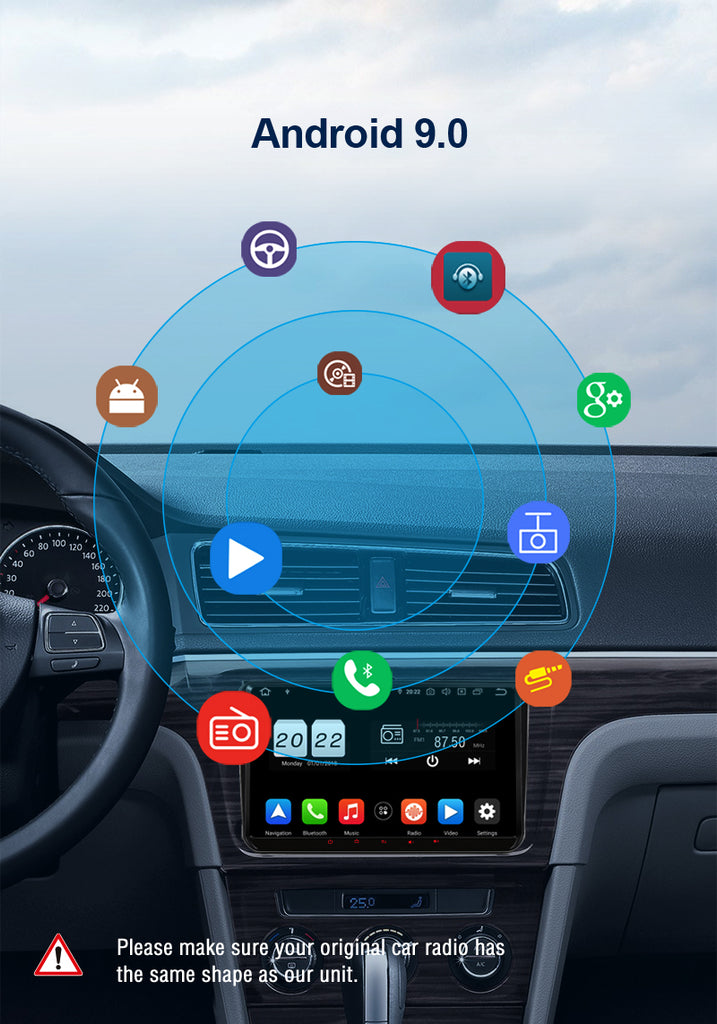 BEST VW android car stereo