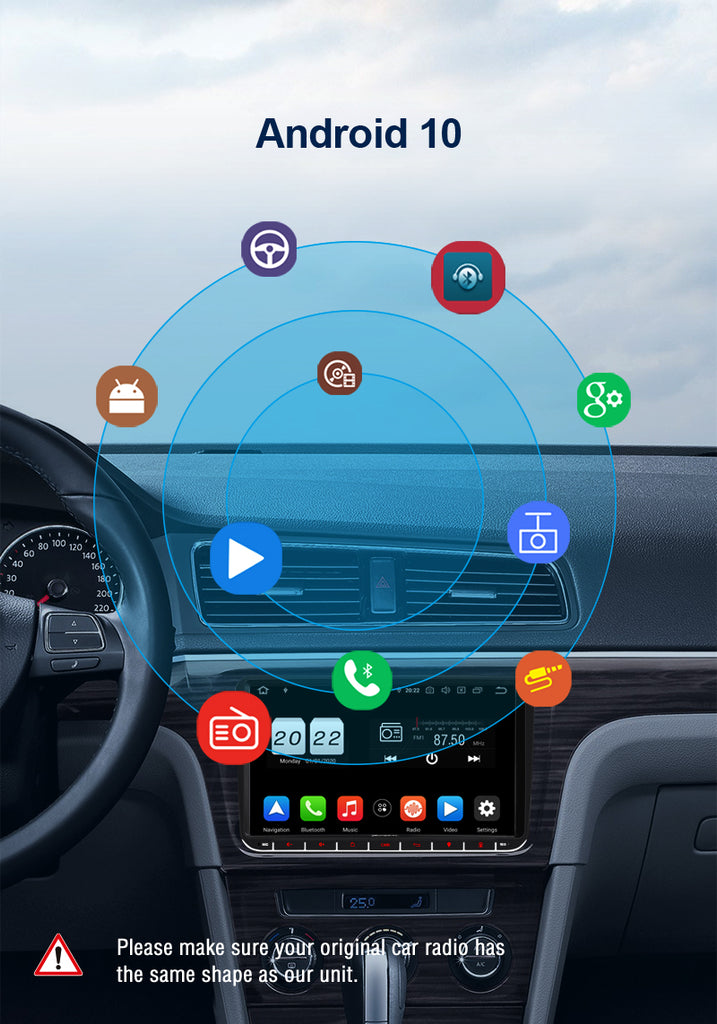 VW Android 10