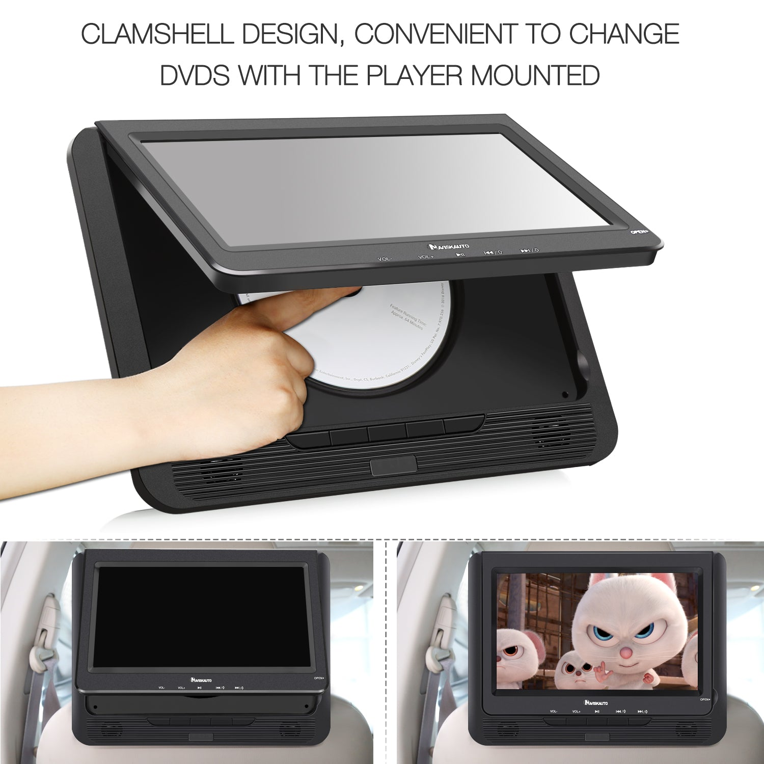DVD Player for kids