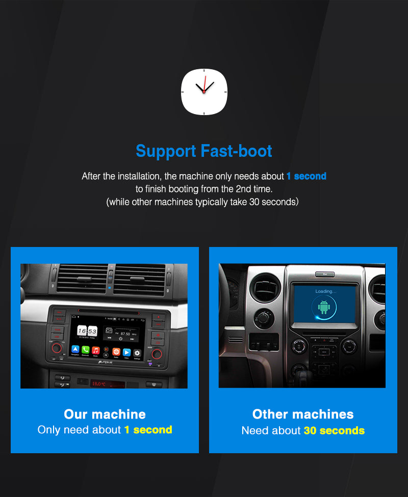 bmw stereo upgrade