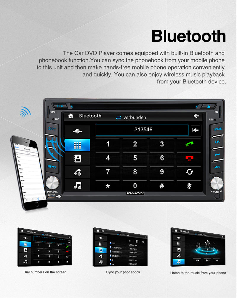 nissan bluetooth car radio