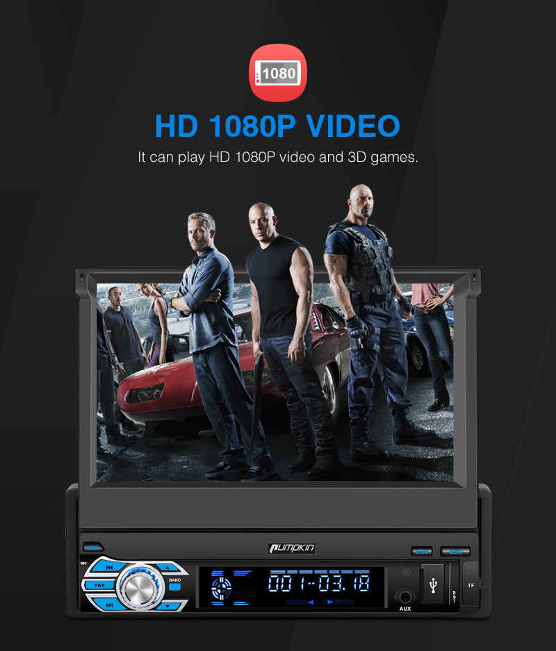 hd radio with bluetooth