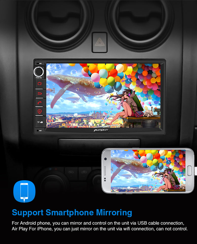 cd car stereo android 10