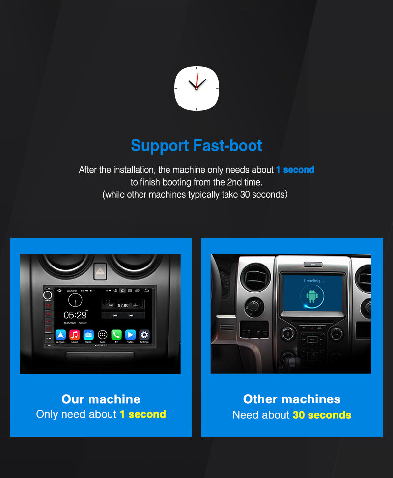 double din car stereo android 10