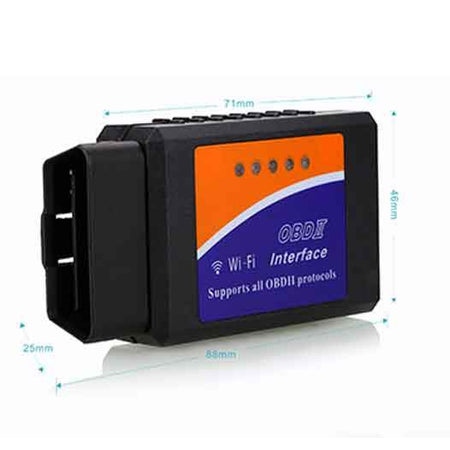 Car Stereo Accessories | WiFi OBD2, USB Autoplay Dongle, DAB