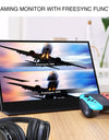 [PRE-SALE] 15.6 Inches 4K UHD Super Slim Portable Monitor for Phone/Laptop with IPS 10 Finger Multitouch Screen and Build-in Speakers