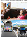 Pumpkin 10.1 Inches IPS Touch Screen Android Headrest DVD Player with WiFi and Bluetooth