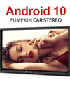 Pumpkin Android 10 Car Radio 2 Din 7 Inches with Navigation Bluetooth DSP (Universal Type 32GB ROM)