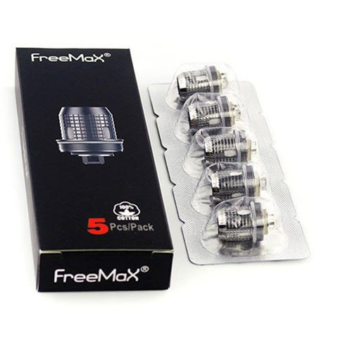FreeMax FireLuke Mesh Replacement Coils (5-Pack)