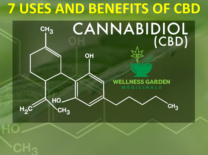 7 Uses and Benefits of CBD