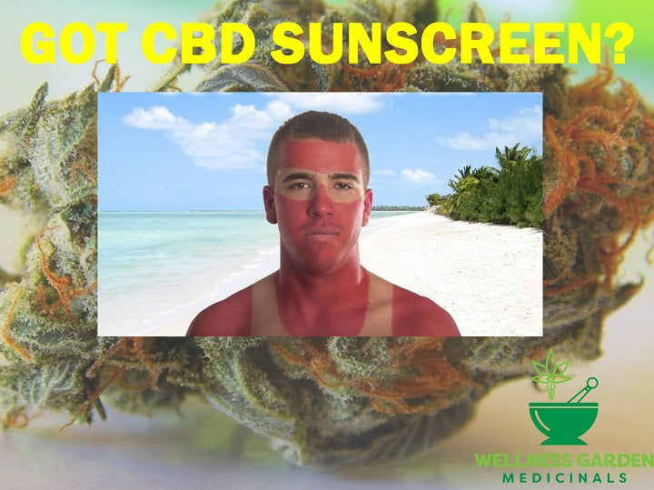 CBD Sunscreen: a guide to the latest all-natural skin care product