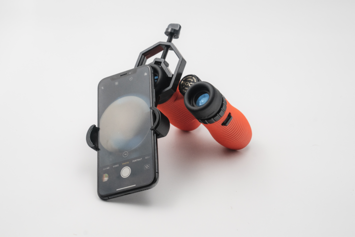 Photo Rig Black Photo Rig Smartphone Adapter For Binoculars product image #6