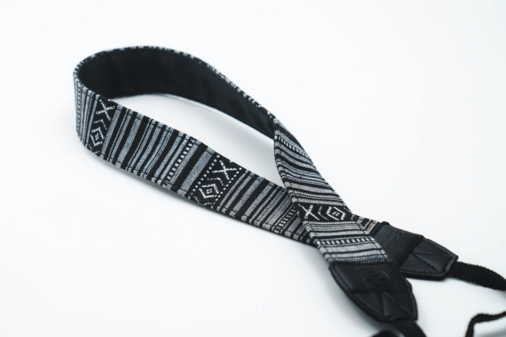 Black/White Woven Tapestry Strap product image #3