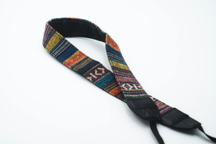 Multicolor Woven Tapestry Strap product image #2