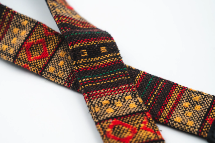 Natural Woven Tapestry Strap product image #2