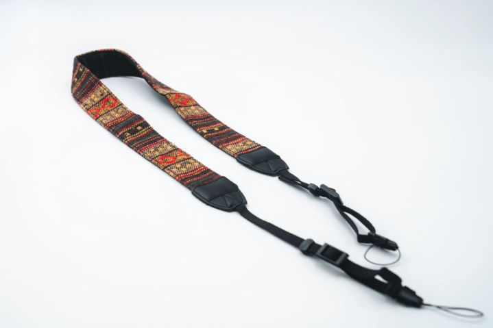 Natural Woven Tapestry Strap – C product image #1
