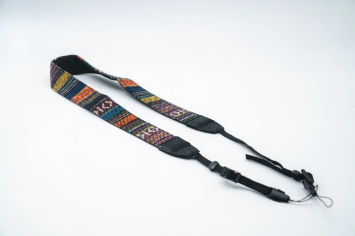 Multicolor Woven Tapestry Strap – F product image #1