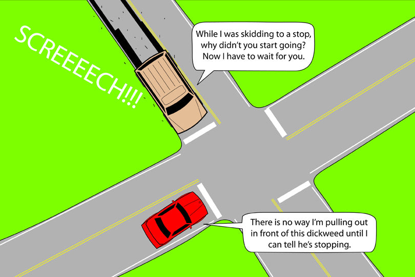 Annoying drivers