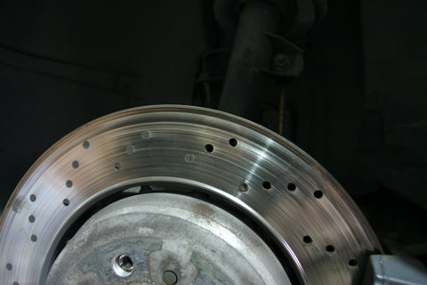 Project E46 M3 - Replacing Front Wheel Bearings - Red Eye Garage