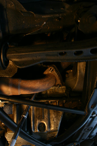 Project E36 M3 - Guibos and Driveshaft Bearings - Red Eye Garage