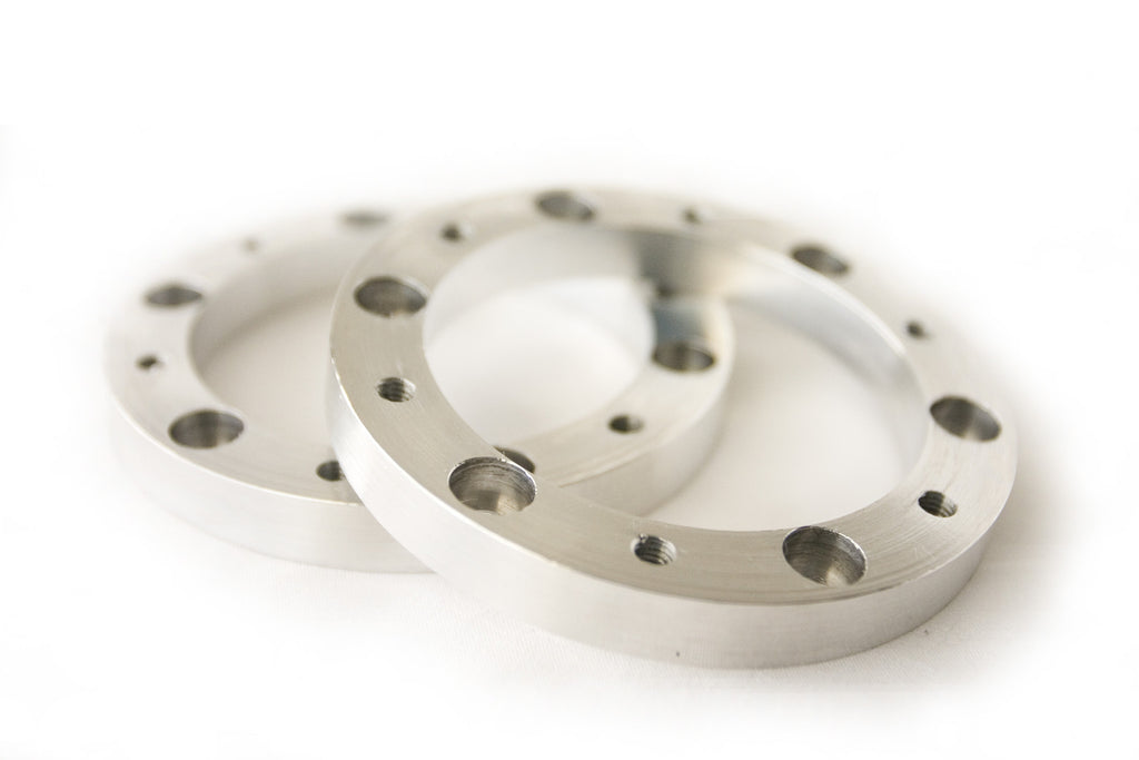 Stackable Steering Wheel Spacer Pair