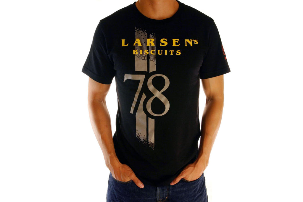 Larsen's Biscuits (Black)