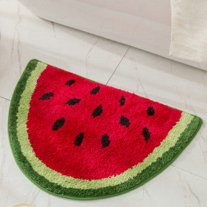 Bath Mat - Watermelon - Isabel Harris