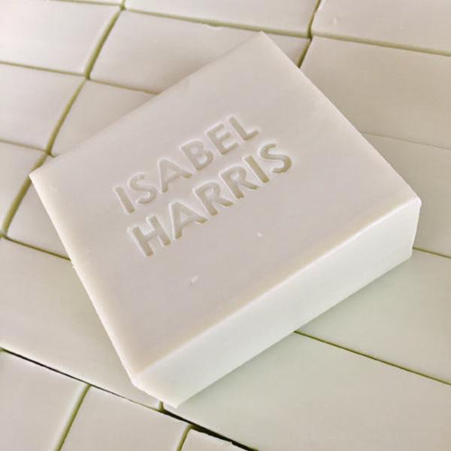 Lemongrass Soap 4x 150gm bars unwrapped - Isabel Harris