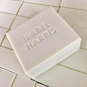 Isabel Harris Lemongrass Soap 4x 150gm bars unwrapped - Isabel Harris