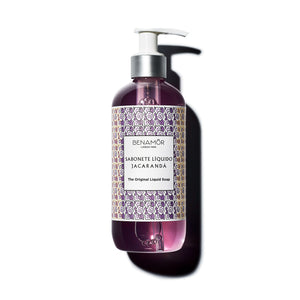 Benamor Hand Wash Jacaranda 300ml - Isabel Harris