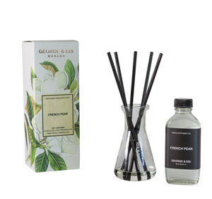 George & Edi Diffuser French Pear - Isabel Harris