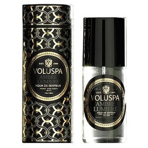 Voluspa Home and Body Spray Amber Lumiere - Isabel Harris