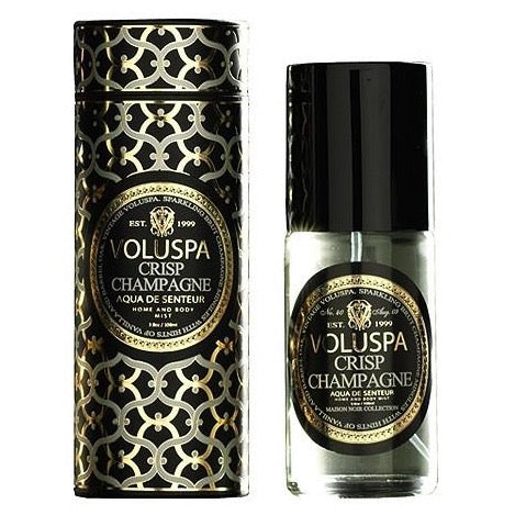 Voluspa Home and Body Spray Crisp Champagne - Isabel Harris
