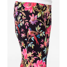 Pyjamas Pants Black Paradise Bird - Isabel Harris