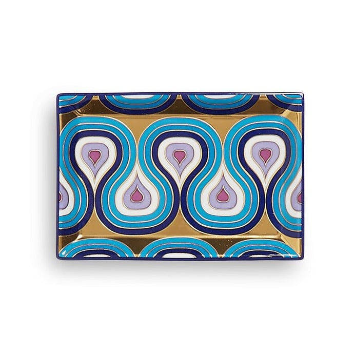 Jonathan Adler Milano Rectangle Dish - DUE EARLY SEPT - Isabel Harris